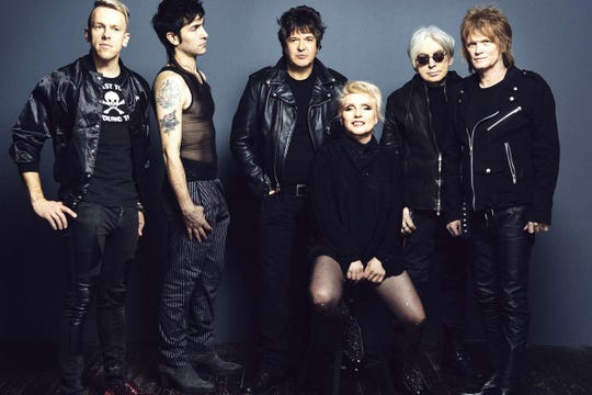 Blondie comes to the Strand Theatre on June 23.
