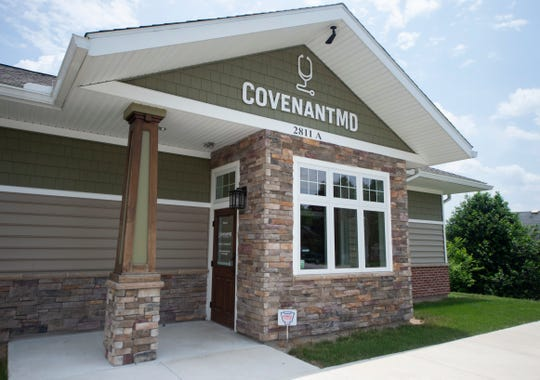 Covenant MD located at 2811 N. George St. in York offers patients direct primary care.