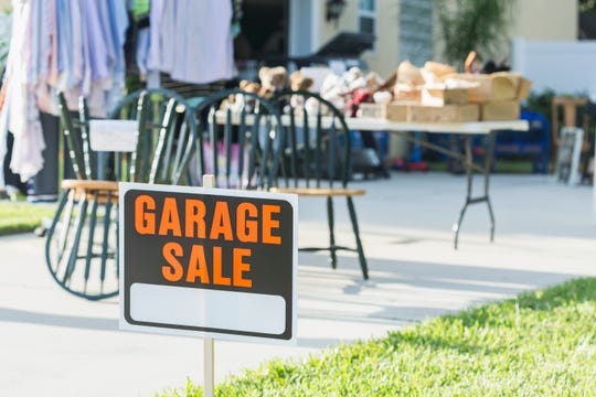 The Old Southwest Reno neighborhood will have a 60-home garage sale on Saturday, June 1.