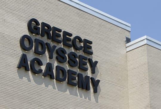 Greece Odyssey Academy.