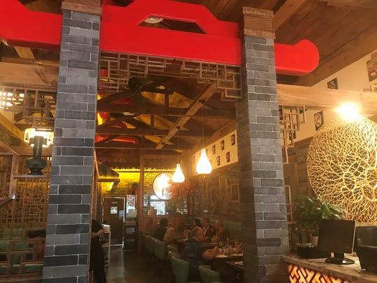 chinese restaurant szechuan opera opens on park avenue in