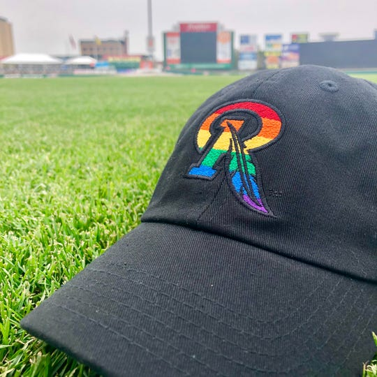 The Rochester Red Wings are partnering with the Out Alliance for the first-ever Pride Night at Frontier Field on Tuesday, July 2.