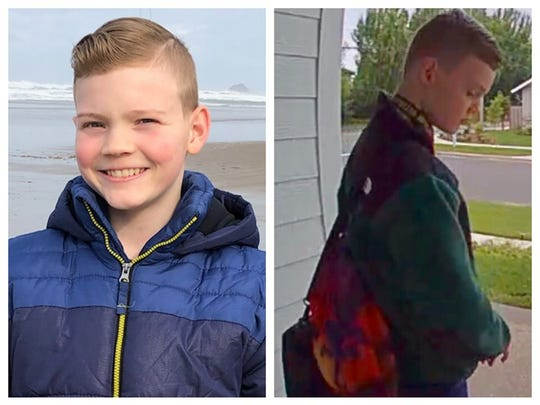 Salem Police are asking for the public's help in looking for a 14-year-old Joseph Sanders who was reported missing Tuesday after he didn't come home from school.