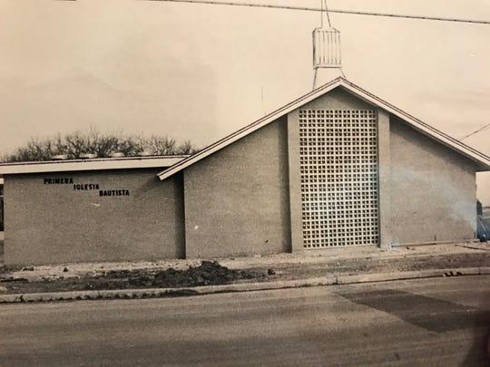 Primera Iglesia Bautista, 23 W. Ave. J, traces its origins to March of 1892.