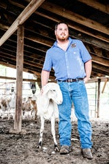Craig Smith, of Smith Family Farms,  is among farmers who will be honored at FEAST!