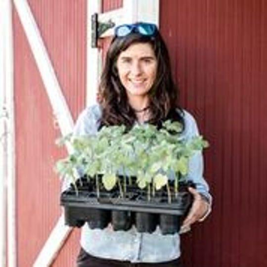 Lauren Jones, of Shreveport Green Garden, will be honored at feast!
