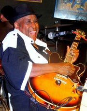 Find Joey Gilmore & The TCB Express Saturday, 9 p.m., at the Bradfordville Blues Club.