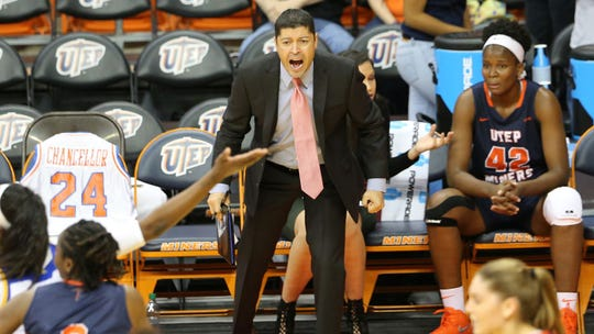 UTEP assistant Michael Madrid is leaving for the head coaching job at Texas A&M-Kingsville