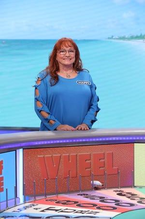 "El Pasoan Brenda ""Happi"" Ness will appear on Wheel of Fortune Wednesday."