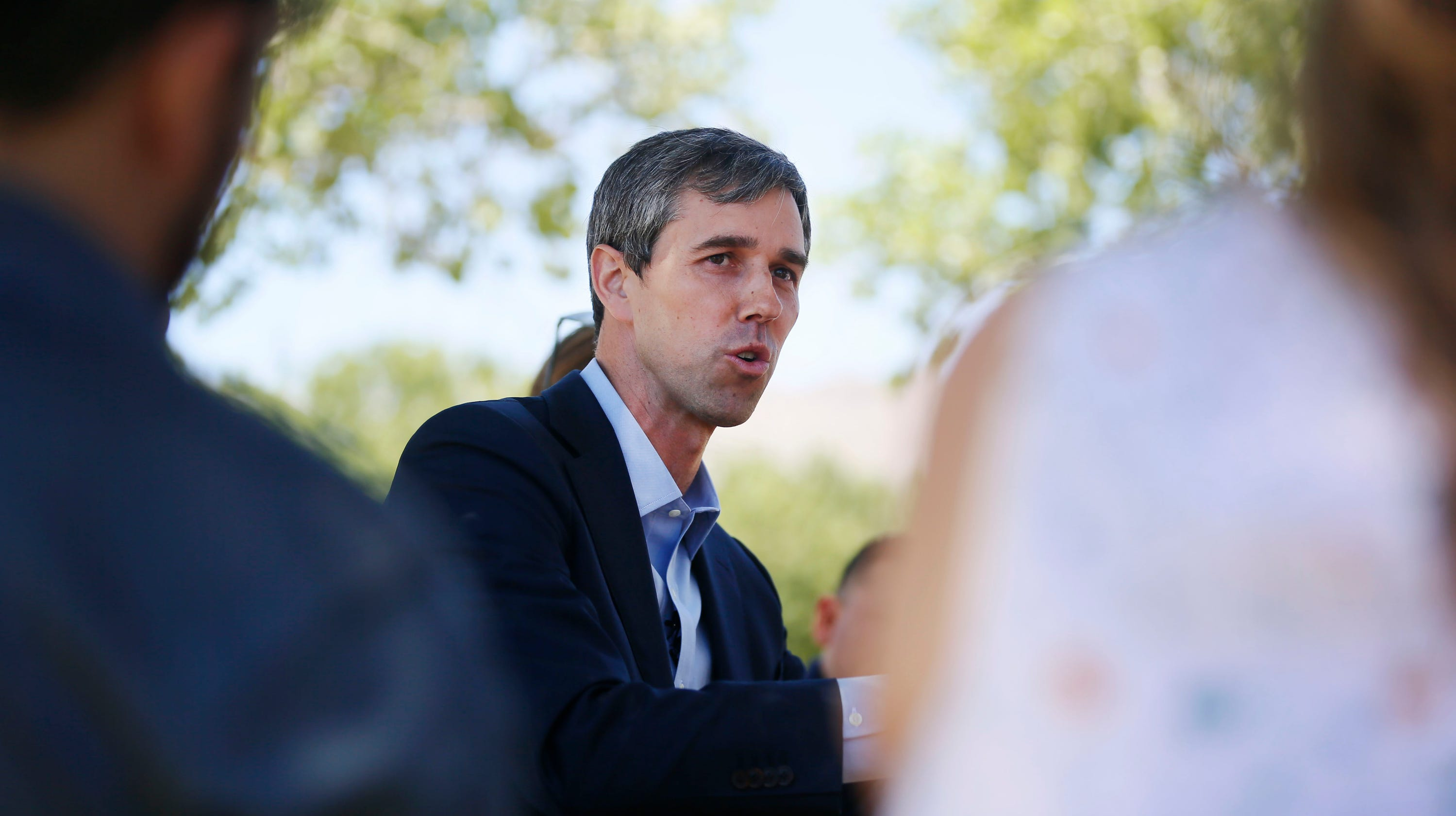 Beto O'Rourke Immigration Reform Plan 'In Our Own Image