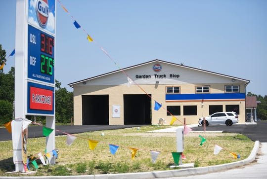Garden Truck Stop opened in March in Vineland at 2114 West Garden Road.