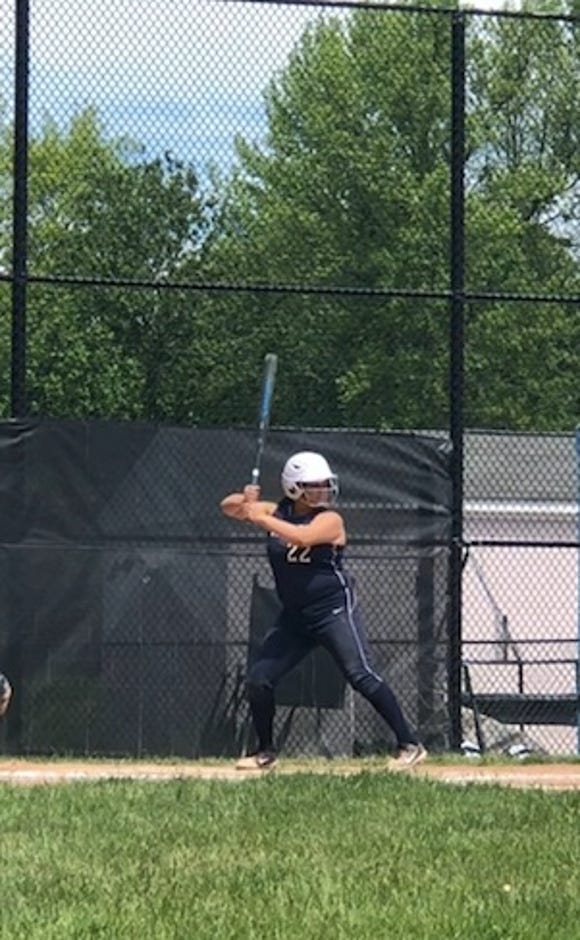 Putnam Valley shortstop Frankie Reyes was voted the lohud softball Player of the Week on May 29, 2019.