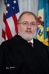 Superior Court Judge John A. Parkins, Jr. who died on May 24.