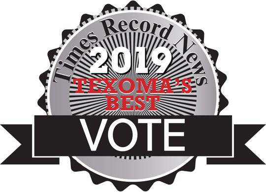 2019Texoma's Best Awards!