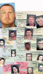 Some of the major players in the Kylee Lyndell murder.