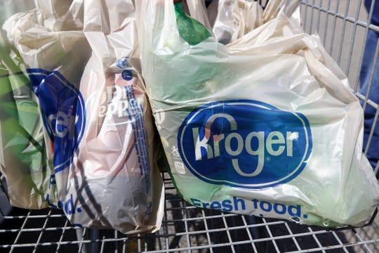 Kroger and other grocery stores are hiring additional help during the coronavirus pandemic.