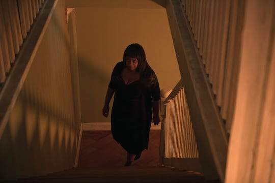 "Octavia Spencer goes evil as Sue Ann in ""Ma."""