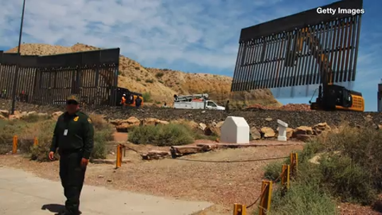 Appeals court approves diverting $3.6B in military construction funds for Donald Trump border wall plan