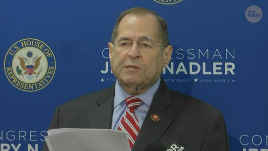 "Nadler on impeachment: ""all options are on the table"""