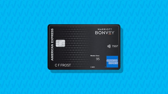 Marriott Bonvoy Brillian American Express Card
