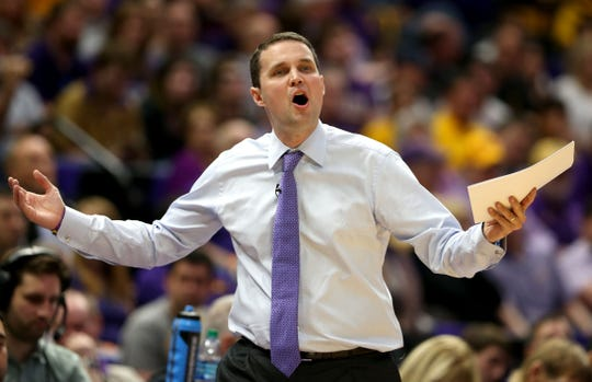 LSU coach Will Wade wants to rebuild trust in the basketball program.