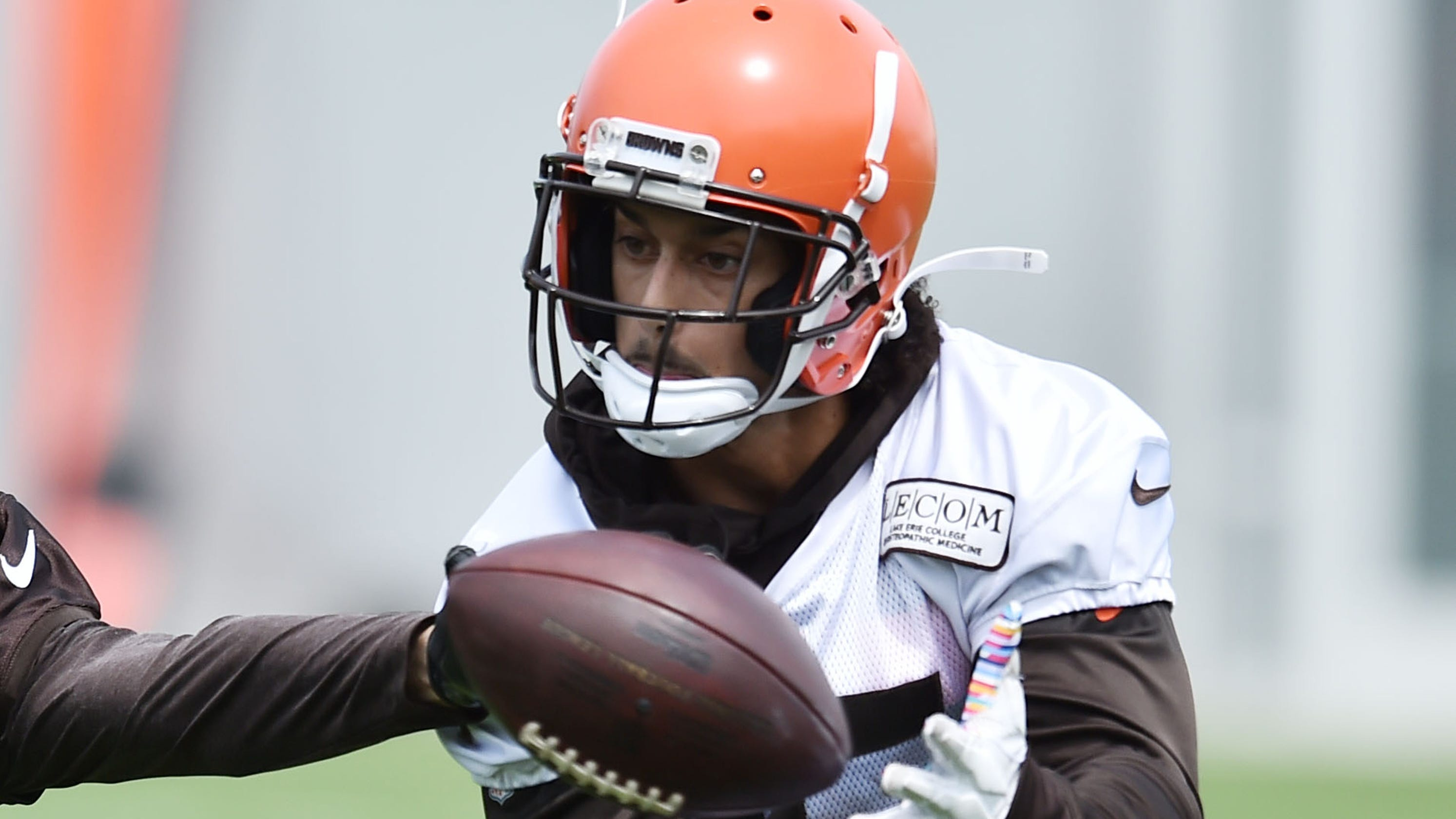 NFL: Cleveland Browns WR Damon Sheehy-Guiseppi Lied To Get