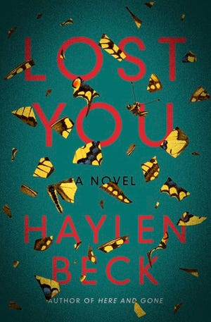 """""""Lost You,"""" by Haylen Beck."""