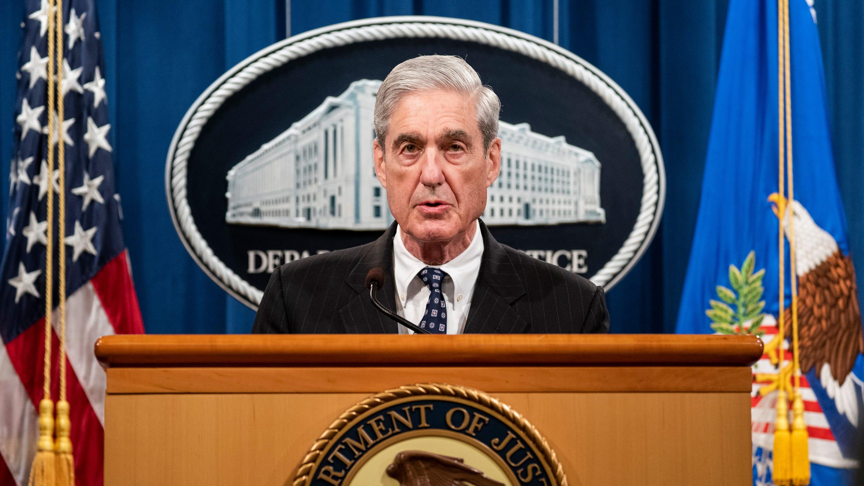 Robert Mueller to testify before Congress next month