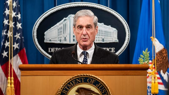 Robert Mueller to testify publicly before Congress next month