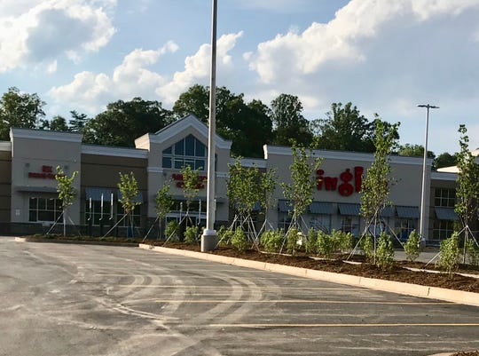 The new Ingles on Smokey Park Highway is slated to open in early June.