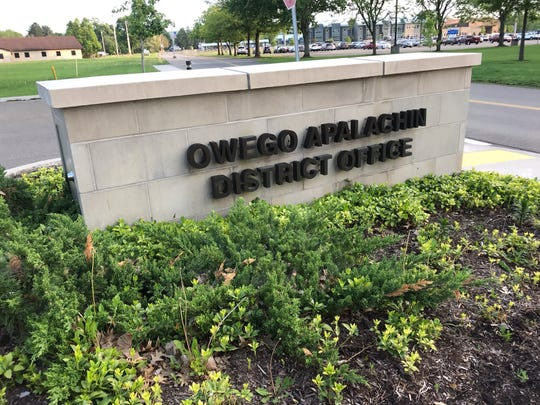 Owego Free Academy's District Office is at 5 Sheldon Guile Blvd. in Owego.