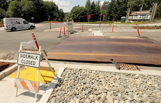 Port Orchard S Tremont Gateway Road Project Almost Complete
