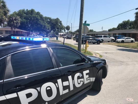 Cocoa Police are investigating a shooting that left one man injured