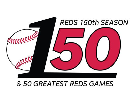 The Cincinnati Reds this season are celebrating 150 years as the first professional baseball team in North America. The Enquirer is celebrating the Top 50 games in the ballclub's history.