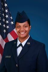 U.S. Air Force National Guard Airman 1st Class Jaylin Cabrera of Perth Amboy graduated from basic military training at Joint Base San Antonio-Lackland, San Antonio, Texas.