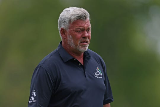Darren Clarke won the 2011 British Open and has captained a victorious European Ryder Cup team. The adrenaline of contention in golf tournaments is partly what has Clarke grinding on the PGA Tour Champions. He has a runner-up finish in 2019, but no wins.