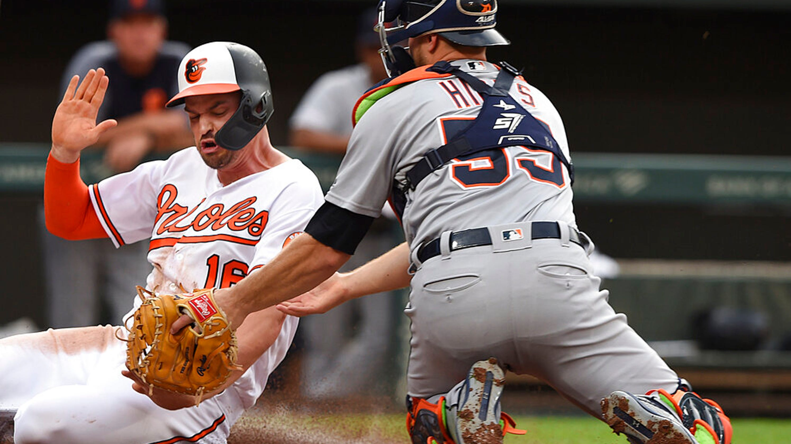 Detroit Tigers' push for No 1 pick could come down to O's games