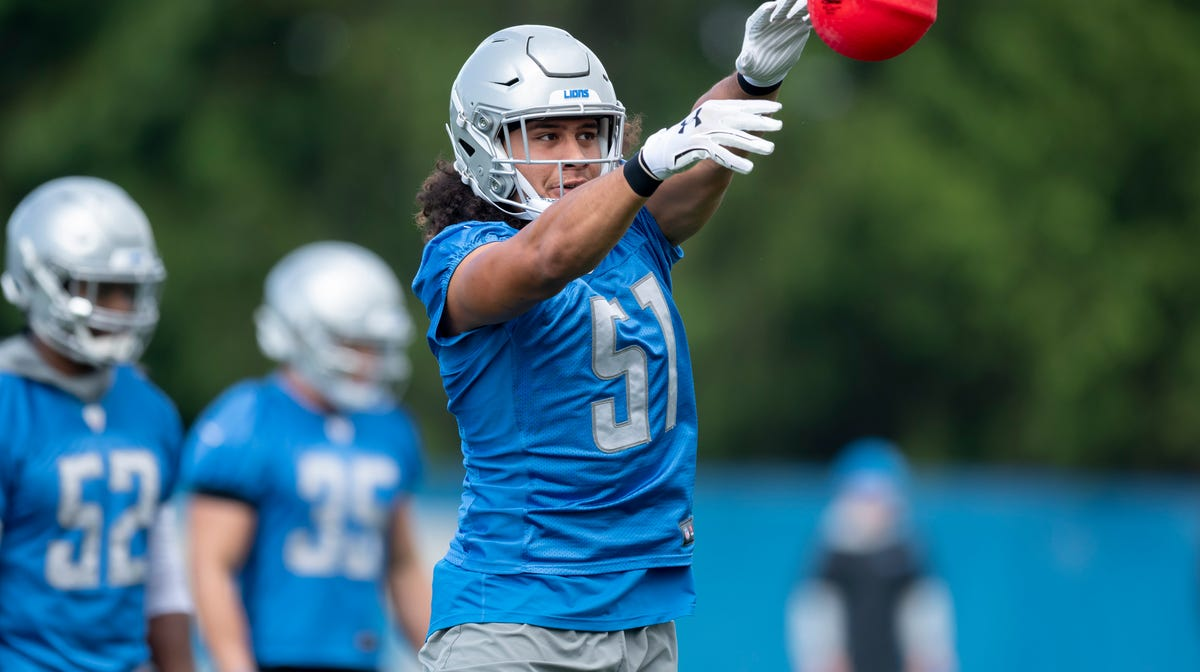 Lions still have high hopes for Tavai and Vaitai; Pleasant expects playmaking 1