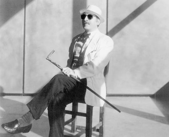 Singer Leon Redbone, shown here in an image from 2004, has died at age 69.