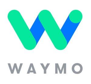 Waymo logo.