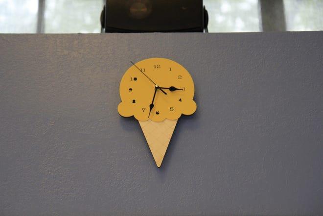 Is it ice cream o'clock?