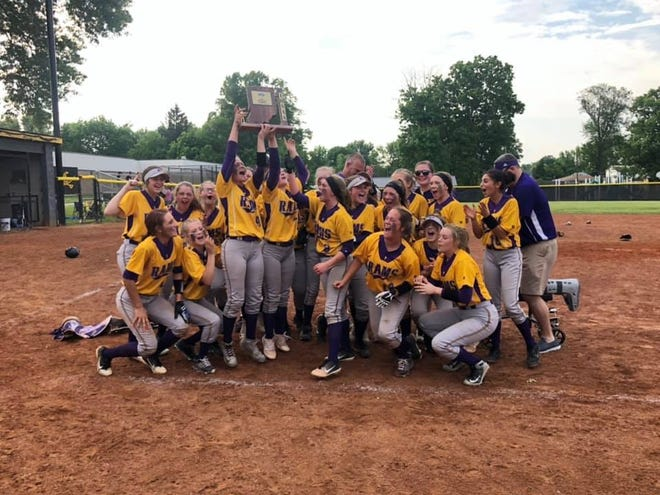 Paoli softball won its first sectional title in program history.
