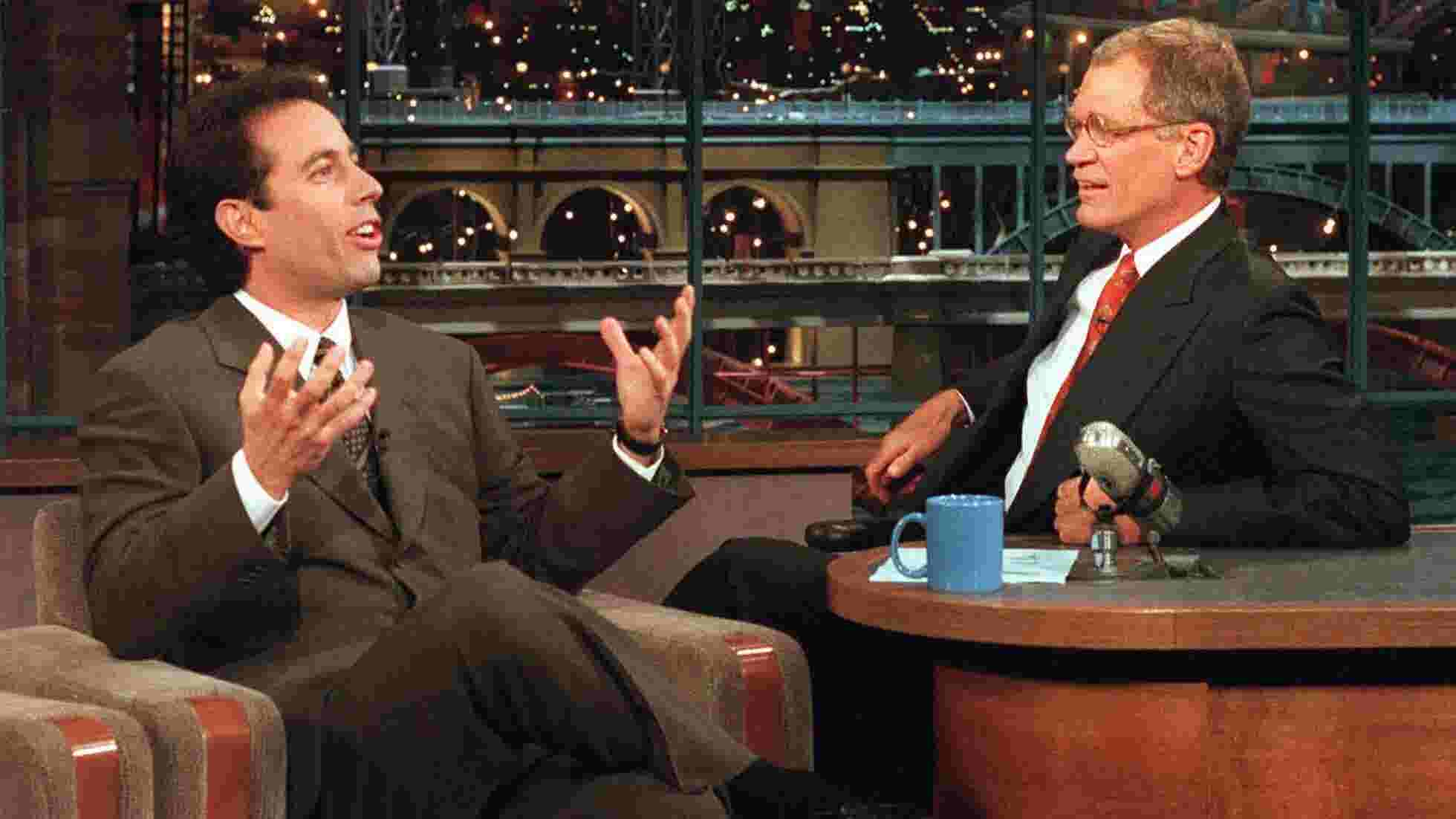 David Letterman interviewed Trump more than 30 times. Here's what he wants to ask now