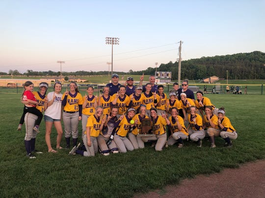 Paoli Softball won its first regional title in program history.