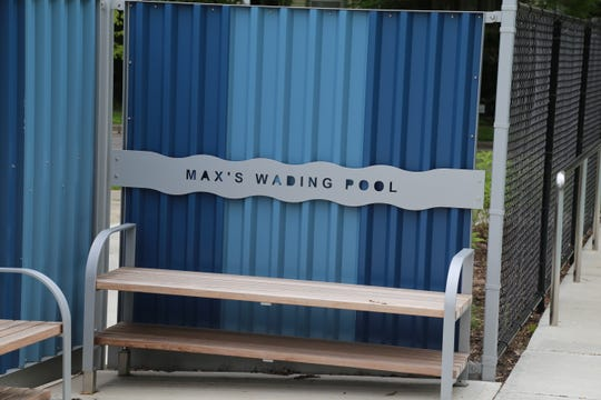 Max's Wading Pool is named after Bill Maxwell, a retired Cornell professor emeritus who Michael Thomas said has been the largest supporter of the Alex Haley Municipal Swimming Pool.