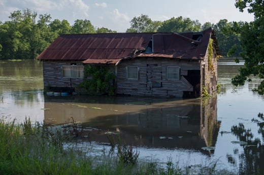 Flooding, spillway opening: Ecological damage worse than BP