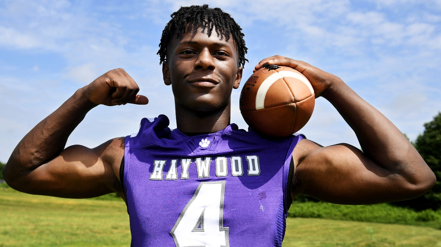 Tennessee football: Haywood's Darion Williamson commits to Vols