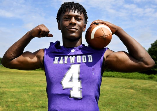Haywood's Darion Williamson is the No. 23 college football prospect in Tennessee as ranked by the USA Today Network - Tennessee.