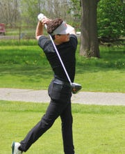 Brighton's Davis Codd qualified for the state golf tournament as an individual.