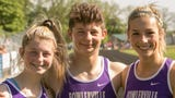 Avery, Kaleb and Kyla Chappell talk about going to the state meet together and their family's background in running.
